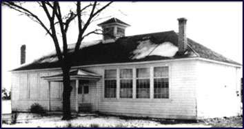 The first school in Myton was established in 1906.