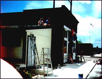 Picture of Restored Calvert & Waugh Building