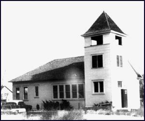 Presbyterian Church addition