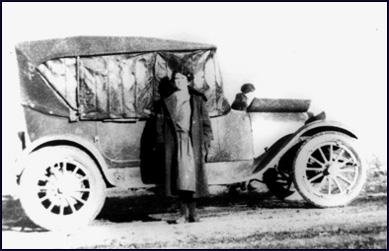 A fine passenger car